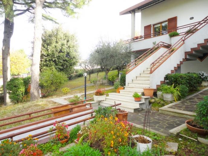 Pesaro - zona ledimar - unifamiliare casa singola in vendita